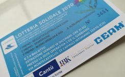 LOTTERIA SOLIDALE 2020 – Biglietti vincenti